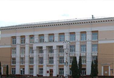 Город Воронеж: Никитинская библиотека