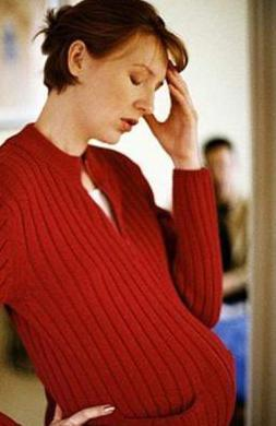 сильная головная боль при беременности что делать