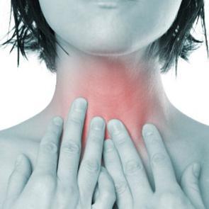 Антибиотики при боли в горле