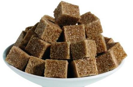 коричневый сахар чем отличается