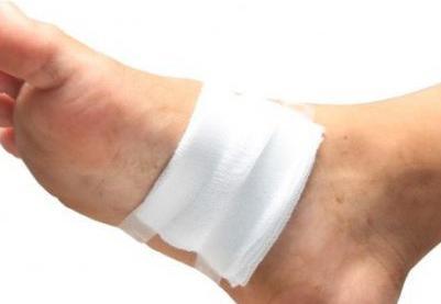 Антибиотики при гнойных ранах на ноге
