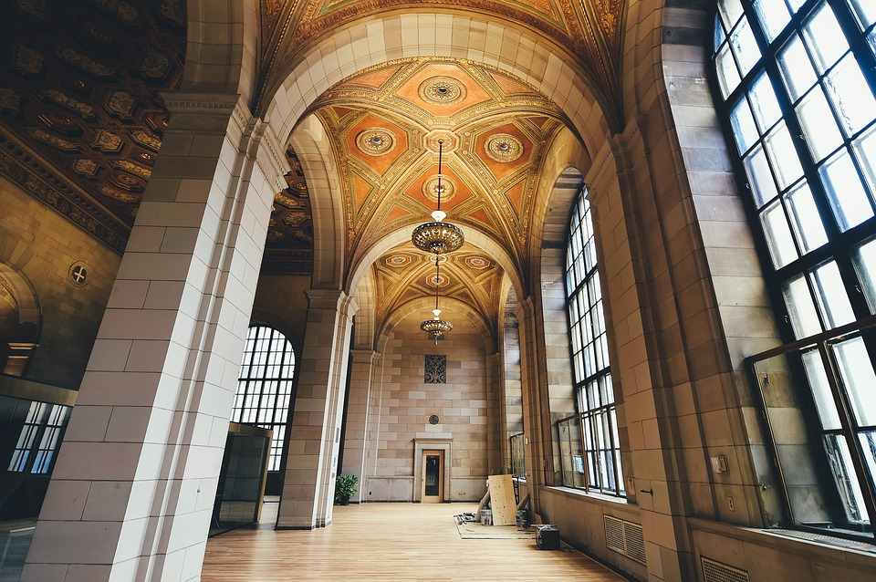 arch in architecture