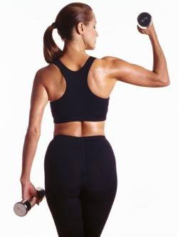 какие делать упражнения чтобы похудела грудь