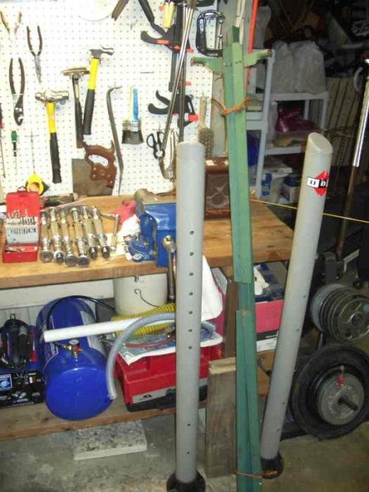 Как сделать гантелю в домашних условиях?