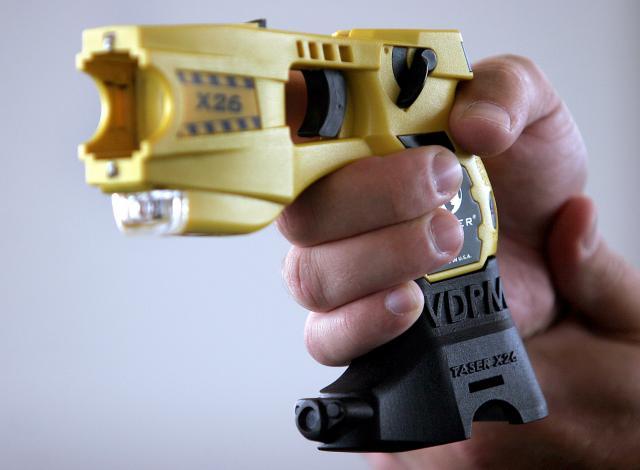 Электрошокер - пистолет