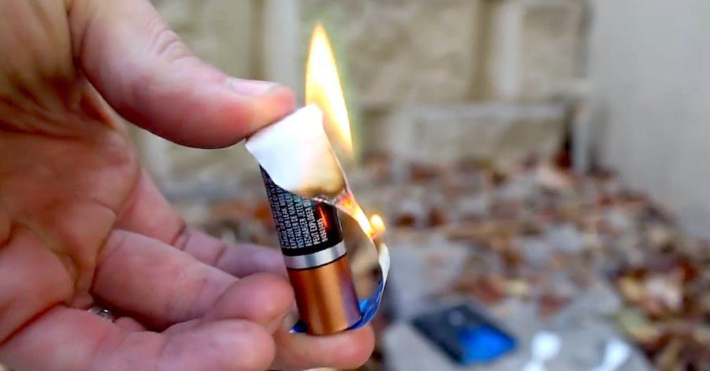 Как поджечь сигарету без зажигалки и спичек: методы, которые работают