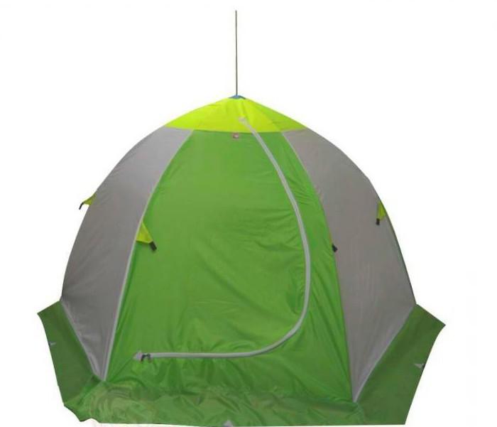зимняя палатка двухслойная