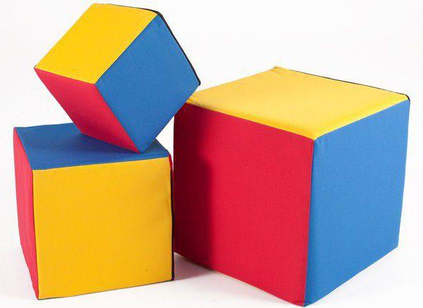 развивающий кубик из фетра своими руками