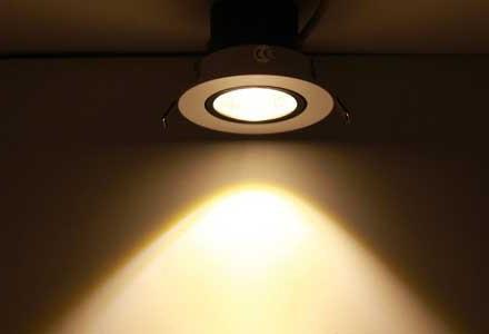 светодиодные накладные потолочные светильники 220V