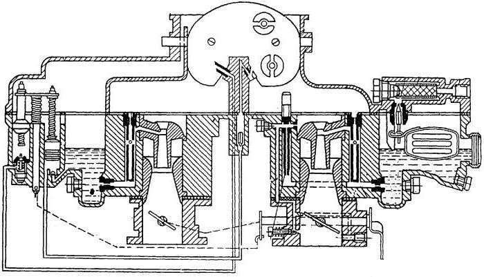 карбюратор к126г регулировка расхода топлива