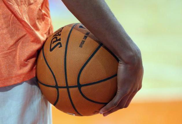пробежка в баскетболе