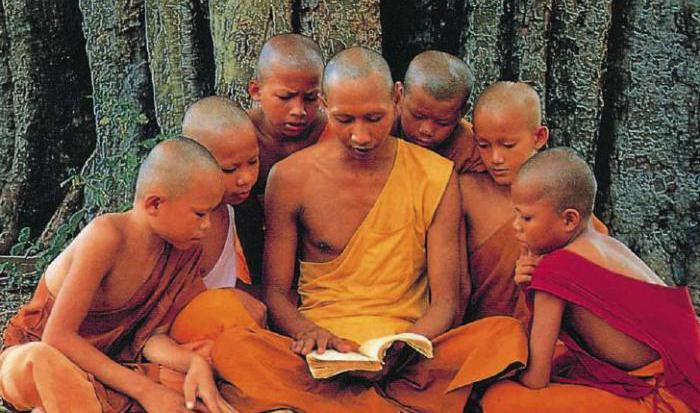 особенности буддизма в Китае