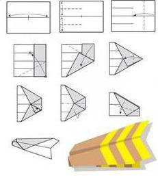 Как сделать шаттл из бумаги фото 752
