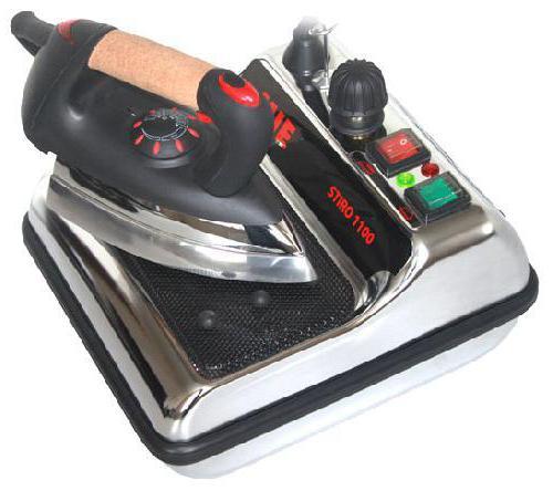 ремонт утюга с парогенератором