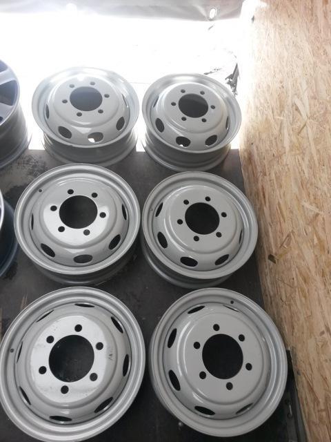 размер колес на газель грузовую