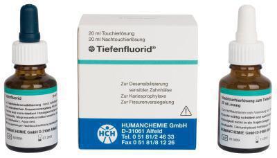 Эмаль герметизирующий ликвид tiefenfluorid