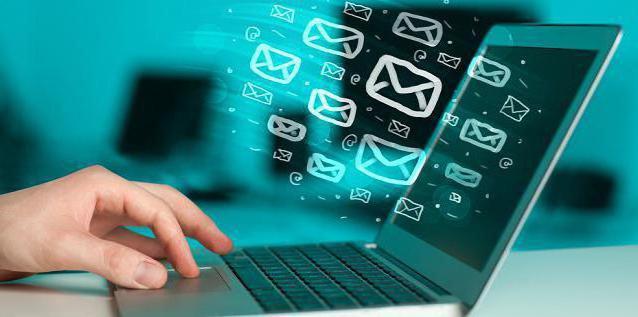 компоненты электронного письма кратко