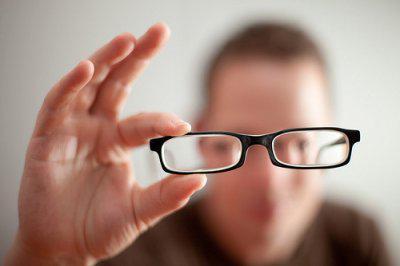 миопия глаза средней степени