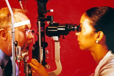 Коррекция зрения после глаукомы