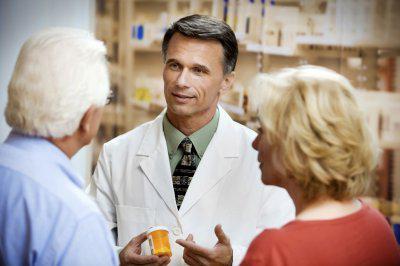 аптека фармацевт
