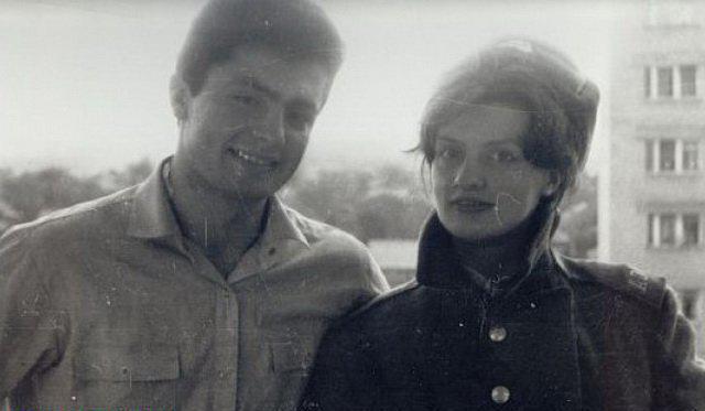 марина порошенок в молодости фото