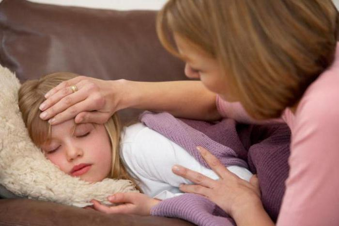 У ребенка болит желудок — что делать, чем лечить