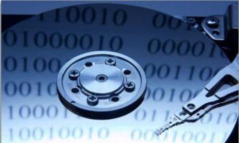 проверка поверхности диска