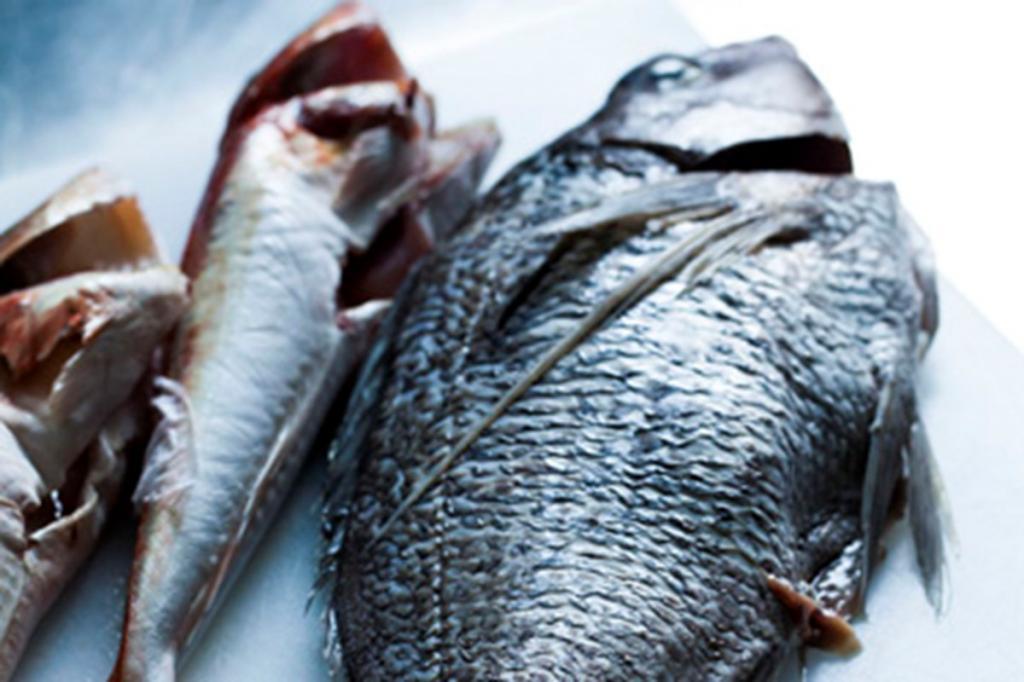 Сонник разделывать рыбу красную