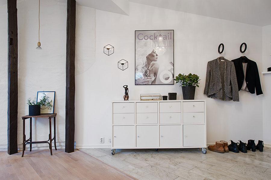 Дизайн интерьера в скандинавском стиле: варианты для гостиной, кухни и спальни