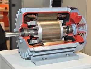 Картинки по запросу асинхронный двигатель с короткозамкнутым ротором