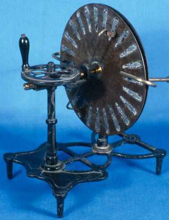 электрофорная машина принцип работы