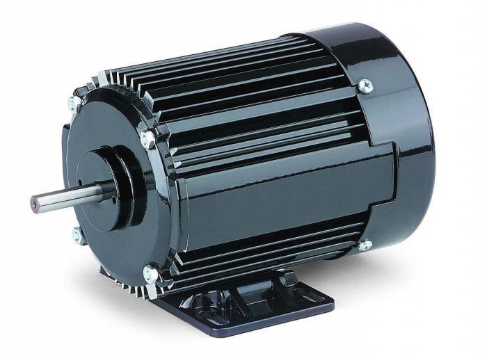 устройство и принцип работы электродвигателя