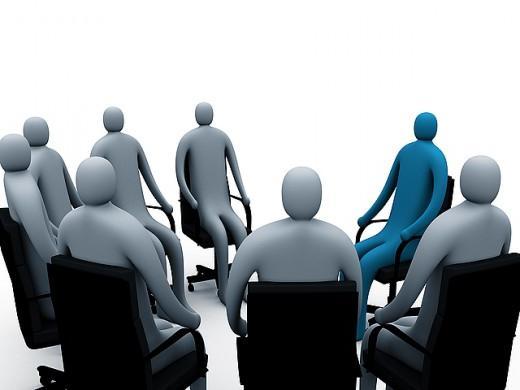 основные моменты знакомства с организацией