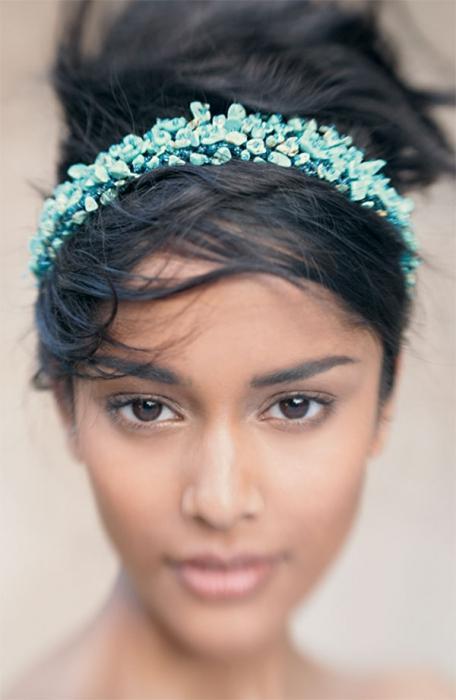 Как украсить ободок для волос своими руками