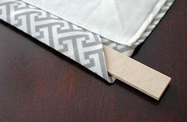 Сшить римскую штору своими руками