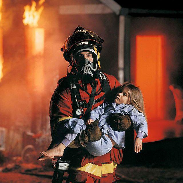 Спасение пожаре картинки