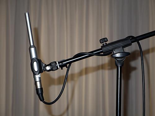 Применение микрофона