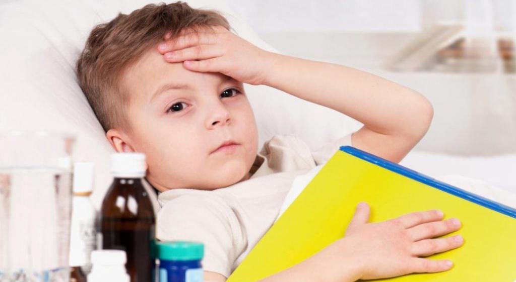 """Дисбактериоз у ребенка - основное показание к применению сиропа """"Лактулоза"""""""