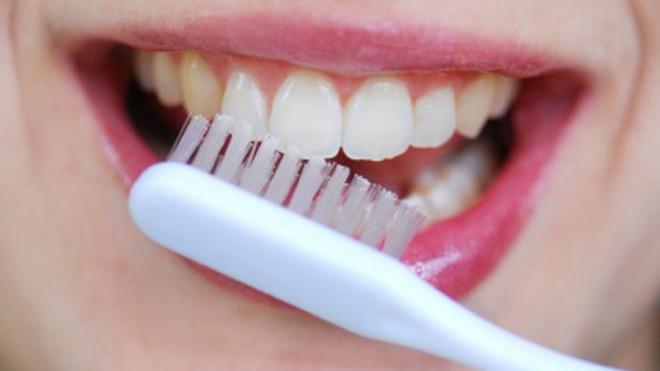 Полоски для отбеливания зубов фото до и после