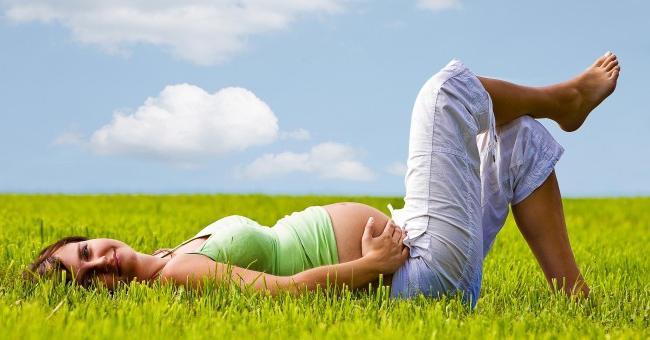 начальные признаки беременности