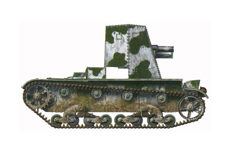 СУ-26  (САУ)  - легкая советская самоходная артиллерийская установка: описание конструкции, боевые характеристики