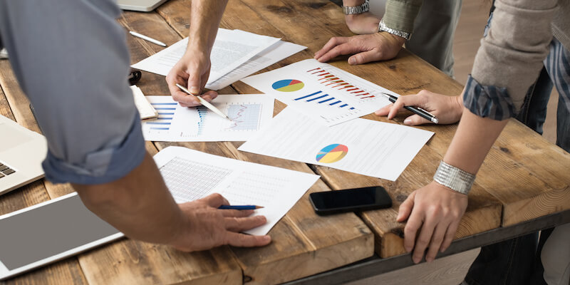 Company Development Strategy Meeting