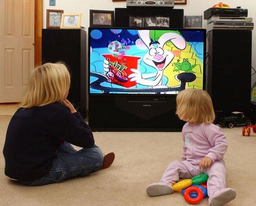 Почему детям нельзя смотреть телевизор 85
