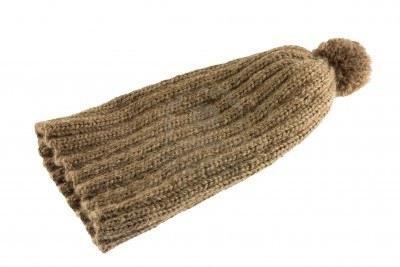 шапка носок спицами