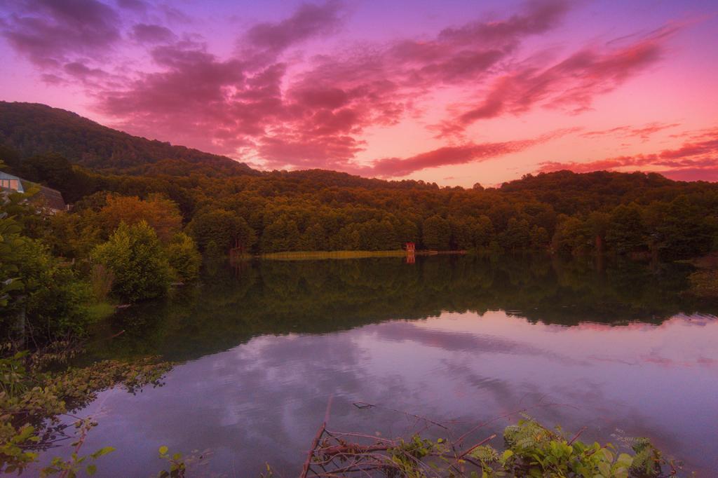 калиновое озеро сочи фото известность