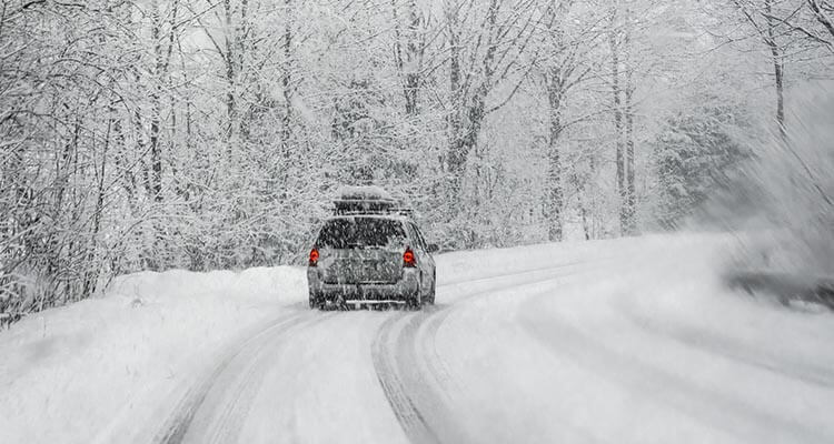 эксплуатация автомобиля зимой