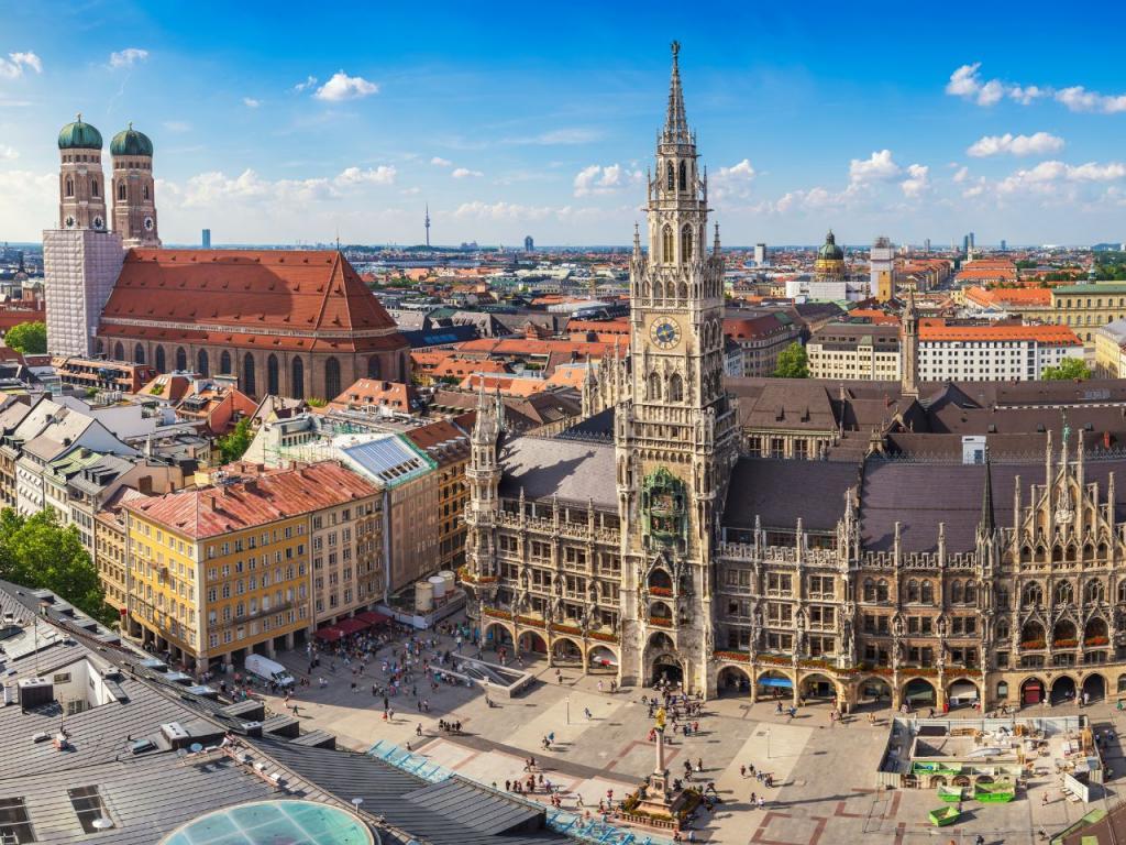 Старая ратуша в Мюнхене: история, первые упоминания, адрес и отзывы туристов с фото