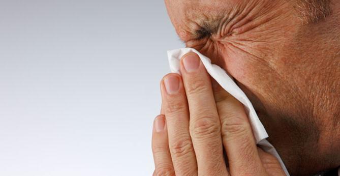 зеленые сопли при аллергии