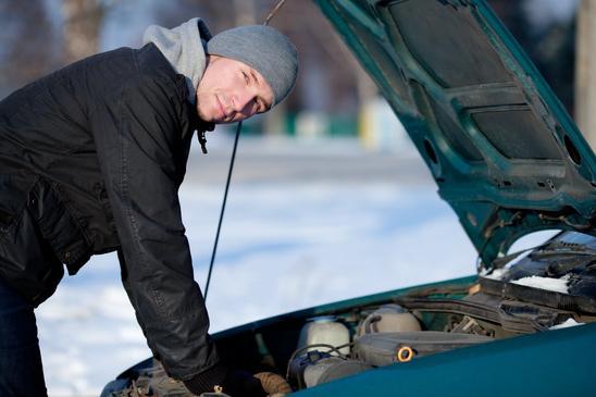 Почему в мороз не заводится бензиновый двигатель