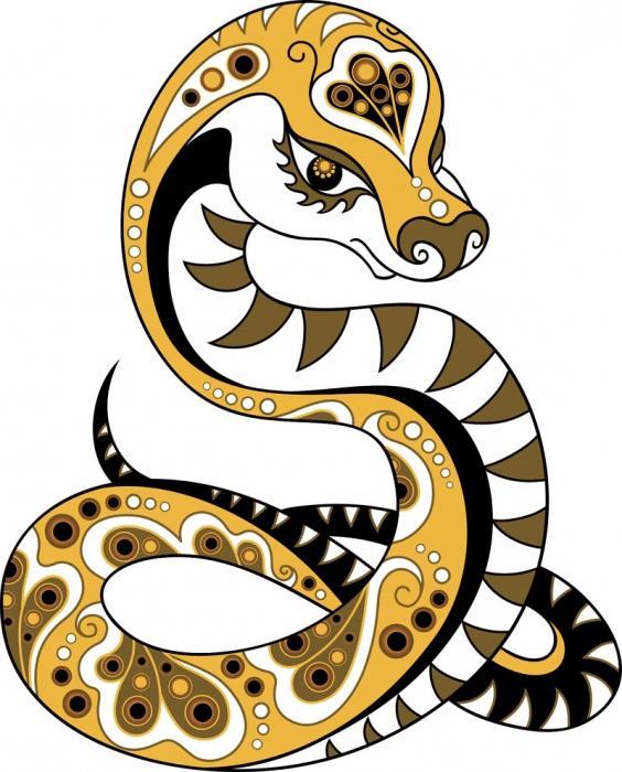 змея ее характер гороскоп